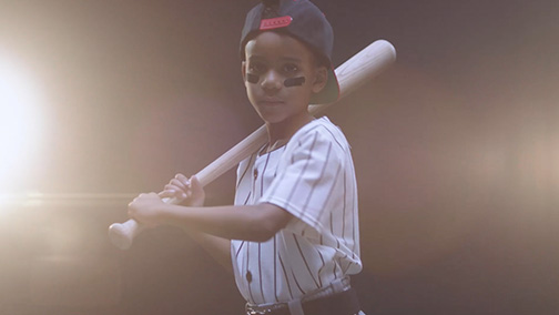 Ddrops: Bright Futures - Baseball Player